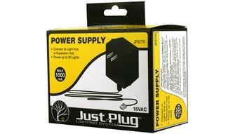 JP5770 Woodland Scenics Just Plug Lighting System Power Supply