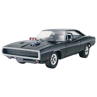 85-4319 Revell 1/25 Scale Fast & Furious 1970 Dodge Charger Plastic Model Kit
