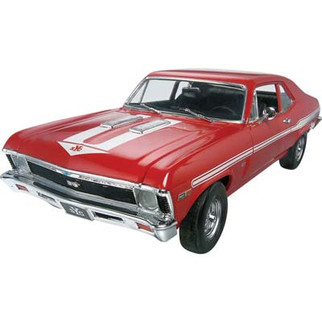 85-4423 Revell '69 Chevy Nova Yenko 1/25 Scale Plastic Model Kit