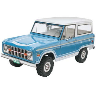 85-4320 Revell Ford Bronco 1/25 Scale Plastic Model Kit