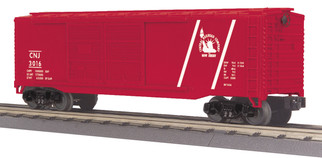30-74861 O Scale MTH RailKing 40' Double Door Box Car-Jersey Central