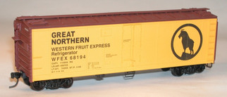 83309 HO Scale Accurail 40' Reefer Car-Great Northern