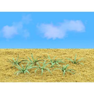 """95533 HO Scale JTT Scenery Ferns 5/8"""" Wide 12/pk"""