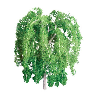"94270 N/HO Scale 3"" Weeping Willow 2/pk"