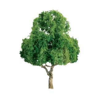 "96028 O Scale JTT Scenery 4"" Deciduous Tree 2/pk"