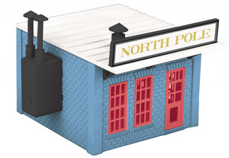 30-90535 O Scale MTH RailKing Power Station-North Pole