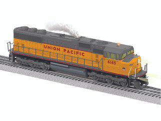 6-84411 O Scale Lionel Union Pacific Legacy SD60M Locomotive #6165