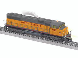 6-84411 O Scale Lionel Union Pacific Legacy SD60M Locomotive #6165