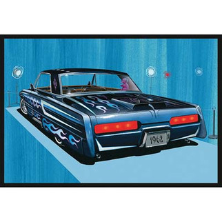 AMT1078 1962 Buick Electra 225 1/25 Scale Plastic Model Kit