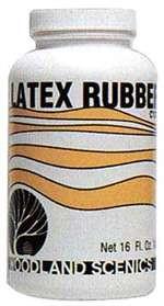 C1204 Woodland Scenics Latex Rubber