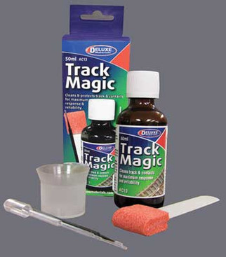 AC13 Deluxe Materials Track Magic Liquid Track Cleaner