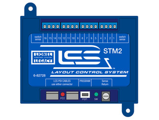 6-82728 O Scale Lionel LCS Switch Throw Monitor (STM2)
