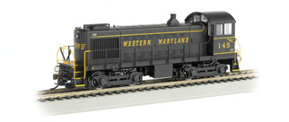 63151 N Scale S4 Diesel Locomotive-Western Maryland #145 (DCC)