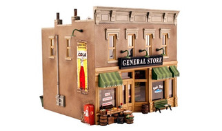 BR5841 O Woodland Scenics Lubener's General Store