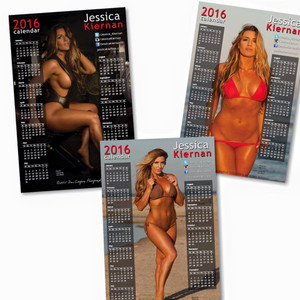 2016 Personally Signed Calendars