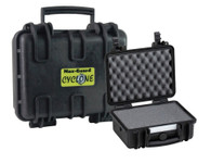 Cyclone Small Pistol Hard Case - Black