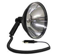 halogen hand held spotlight
