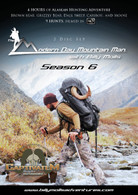 Alaskan Hunting Adventures - Season 6 - DVD