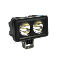 Max-Lume 2 LED Work/Reverse Light CREE T6 - 810 Lumens