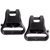 uncle mikes 1 inch qd quick detachable polymer swivels gun slings