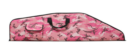 pink camo gun girl bag case rifle shotgun scoped