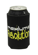 max-lume revolution stubby cooler promotional