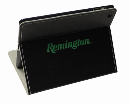remington leather iPad case 3 4