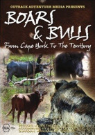 boars bulls cape york territory hunting dvd