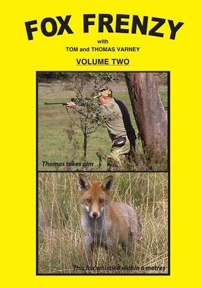 tom varney fox frenzy volume 2 hunting shooting