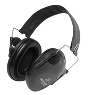 earmuff protection ear electronic 85db NRR black shooting shotgun