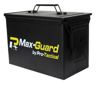 Max-Guard Ammo Can - Fat Fifty SAW Military Style