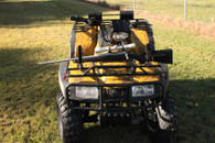 Single Quad Bike Gun Rack