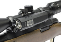 Scope and Bike Mounted LED Light