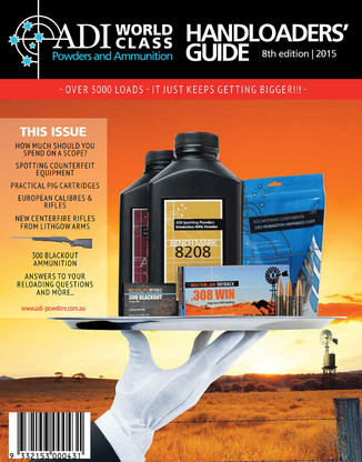 ADI Handloaders Guide 8th Edition