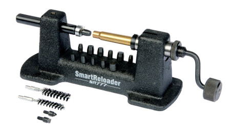 smart reloader sr777 bench rest case trimmer