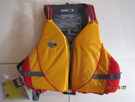 MTI Journey PFD Mango/Red LG/XL