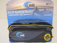MTI Lightweight Inflatable SUP Safety Belt Black/Dark Gray