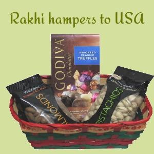 Rakhi Hamper to USA
