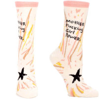 Motherf*cking Girl Power Socks