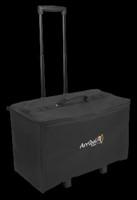 "Arriba 22"" Multi-purpose Stackable Rolling DJ Equipment Case / ACR22"