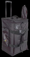 Arriba AS-175 Rolling Speaker / Stand Transport Bag - Combo