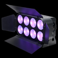 ADJ Dotz Panel 2.4 TRI LED High Output Nightclub Wash / Blinder Panel