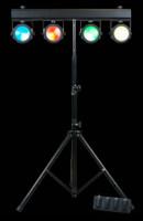 ADJ Dotz TPar System TRI LED RGB Par Can Light System