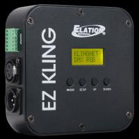 Elation EZ Kling Box KlingNet RJ45 to DMX / RJ45 Interface