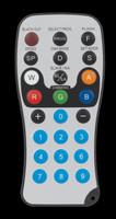 ADJ LED RC2 Wireless Remote Control