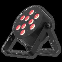 Eliminator Lighting TRiDiSC 9 IR Tri LED Par Can Wash Light