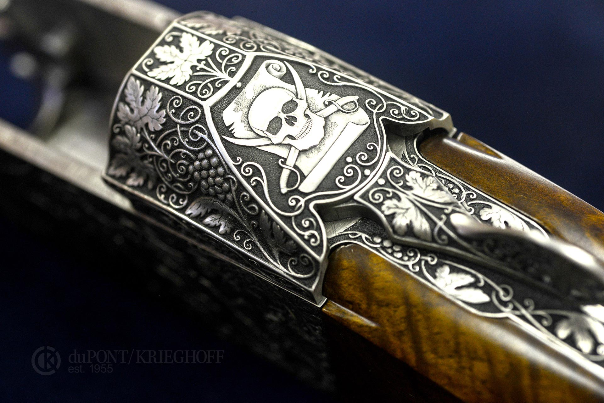 duPont Krieghoff Pirate Gun of the Year