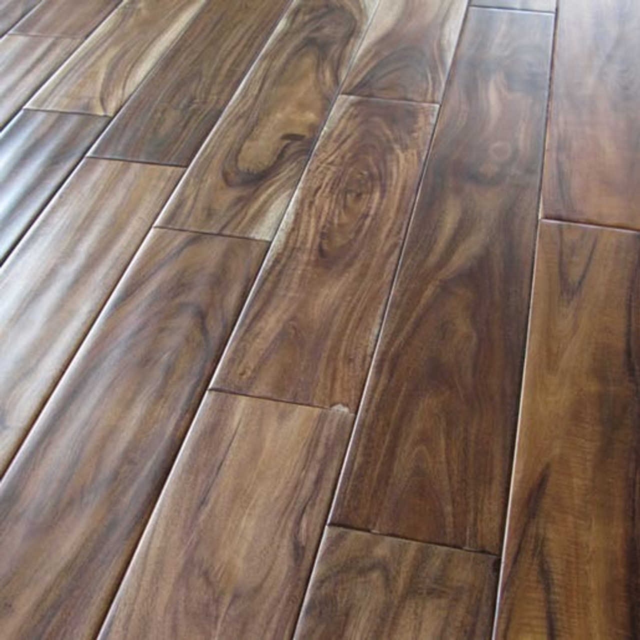 Acacia Collection Natural Engineered Handscraped Dansk Hardwood Flooring - Hardwood Flooring - Dansk Hardwood Flooring--Portland Wood Floors