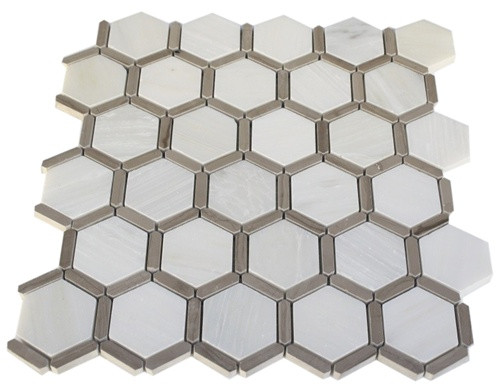 1366x768 grey honeycomb pattern - photo #29