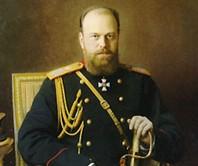 Tsar Alexander III of Russia